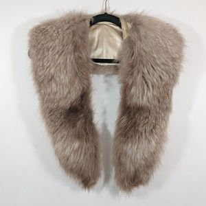Accessories - Vintage Real Fox Fur Collar